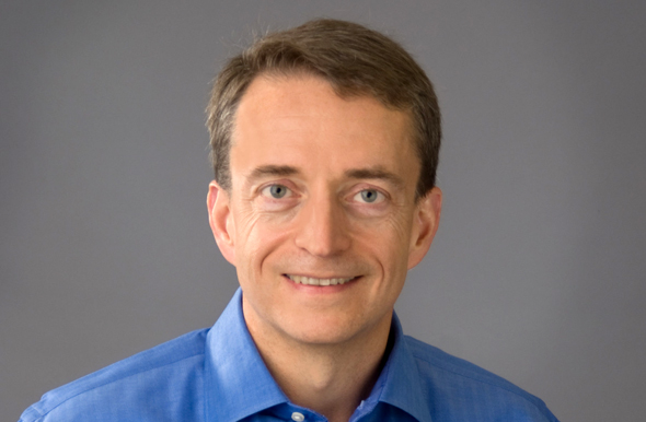 New Intel CEO Pat Gelsinger. Photo: Intel