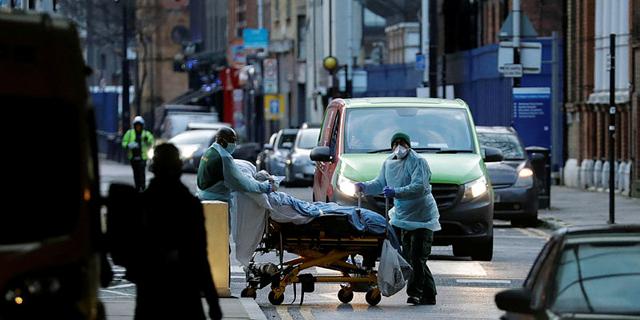 מחקר דני: הידבקות במוטציה הבריטית מגדילה ב-60% את הסיכוי להתאשפז