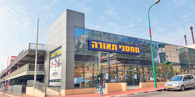 מחסני תאורה מקדמת הנפקה בבורסת תל אביב