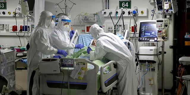בשלושה ימים: 154 חולי קורונה נפטרו
