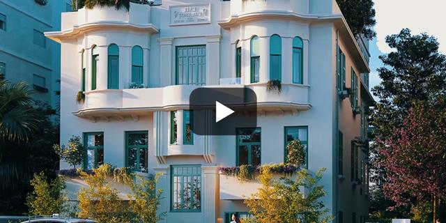 וידאו בניין העיר בתל אביב זירת הנדלן, צילום: טל שחר