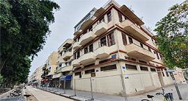 בניין ב שדרות ירושלים 79 יפו, צילום: אוראל כהן