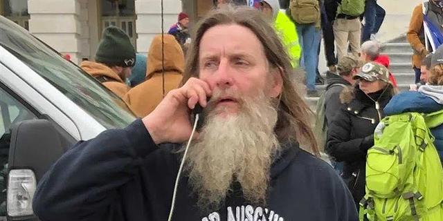 Robert Keith Packer was arrested in Virginia Wednesday. Photo: Twitter