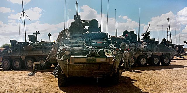 """צבא ארה""""ב ירכוש מרפאל עמדות נשק לנגמ""""שים בכ-150 מיליון דולר"""