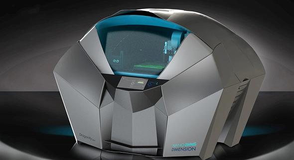 Nano Dimension 3D printer. Photo: Nano Dimension