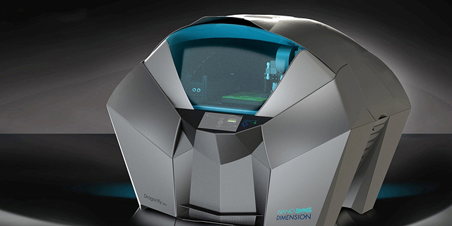Nano Dimension 3D printer. Photo: Nano Dimension