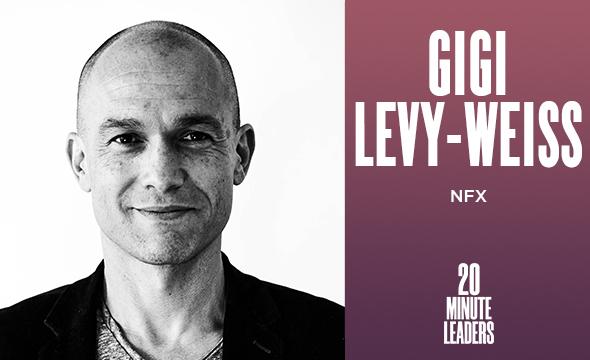 Gigi Levy-Weiss. Photo: NFX