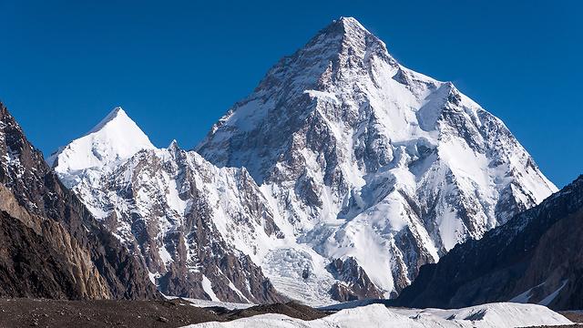 הר K2, נפאל , צילום: שאטרסטוק
