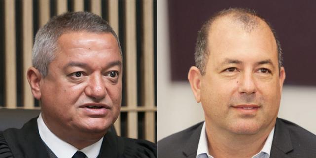 הותר לפרסום: אמיר ברמלי חשוד בניסיון סחיטה באיומים של השופט חאלד כבוב