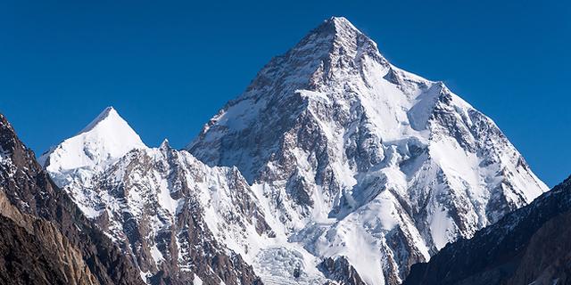 לראשונה: קבוצת מטפסים הגיעה לפסגת ה-K2 בחורף