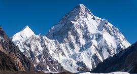 הר   K2 נפאל הרים בגבול סין ופקיסטן בגובה של מעל  8,000 מטר, צילום: שאטרסטוק