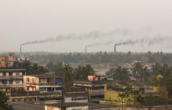 העיר קהולנה, בנגלדש, צילום: שאטרסטוק
