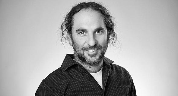 "Founder of ""Circles"" Irad Eichler. Photo: Avi Cohen"