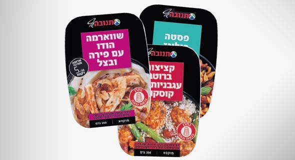 המוצרים החדשים של תנובה. תנסה להזניק את מכירות הקטגוריה הלא מפותחת בישראל