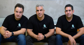 מייסדי StackPulse , צילום: גיא חמוי