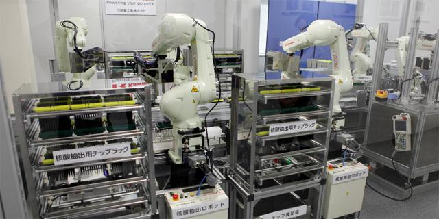 יפן תיעזר ברובוטים לביצוע בדיקות קורונה בתקופת האולימפיאדה