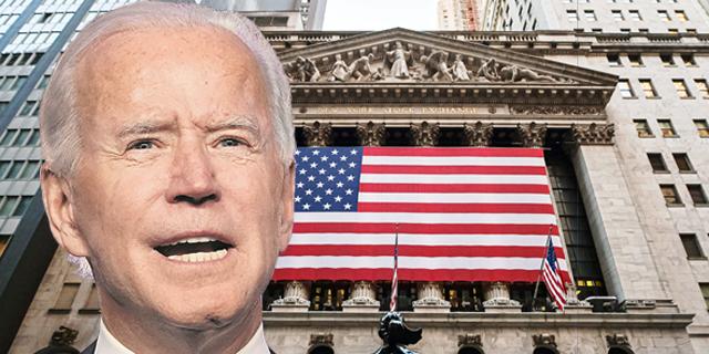 תוכנית המס של ביידן לא הרתיעה את השוק: נעילה ירוקה בניו יורק