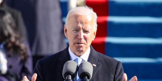 """ביידן הושבע לנשיא ארה""""ב: """"למדנו שהדמוקרטיה שבירה - אך היא ניצחה"""""""