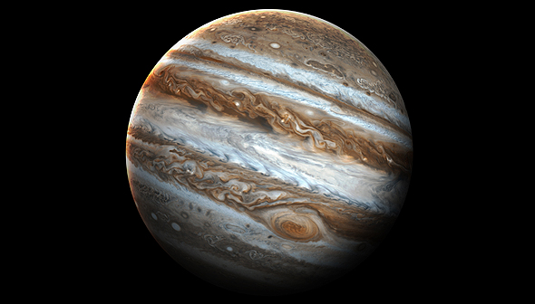 The ISA is collaborating with the ESA on the JUICE mission to Jupiter in 2022. Photo: NASA