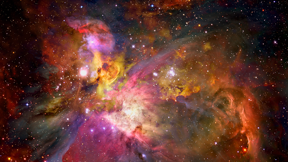 The ULTRASAT will be able to observe radiation emitted from supernova, including that from the Orion nebula (pictured). Photo: NASA