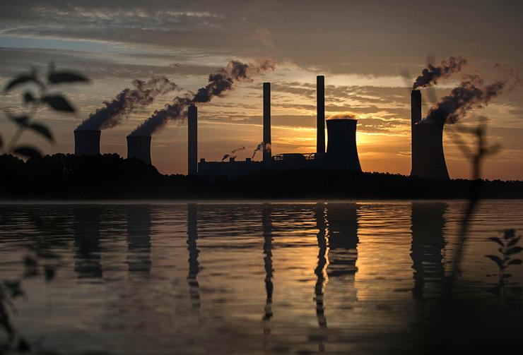 תחנות כוח מבוססות בעירת דלקי מאובנים