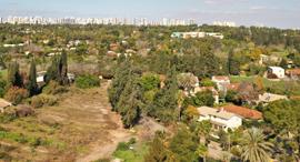 השטח המיועד ל שכונה החדשה ב סביון, צילום: אוראל כהן