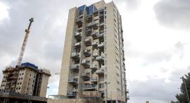 הבניין ברחוב זנגוויל , צילום: עמית שאבי