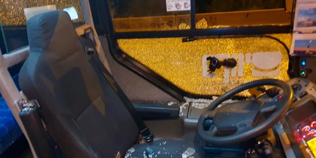 40% מנהגי האוטובוסים הותקפו פיזית ב-2020