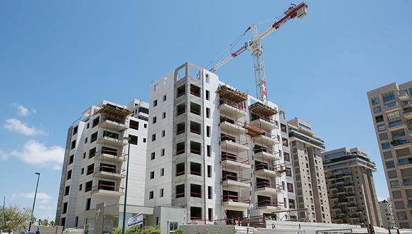 פרוייקטים של בנייה חדשה בצפון תל אביב, צילום: ענר גרין