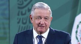 נשיא מקסיקו אנדרס מנואל לופז אוברדור, צילום: איי אף פי
