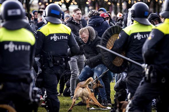 המהומות בהולנד