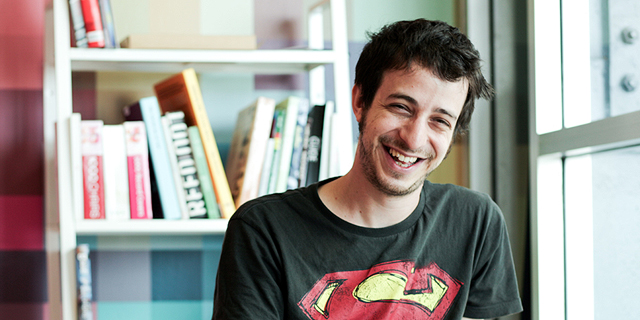 """""""I'm betting my life on it"""": Yoni Bloch's vision for the future of video"""