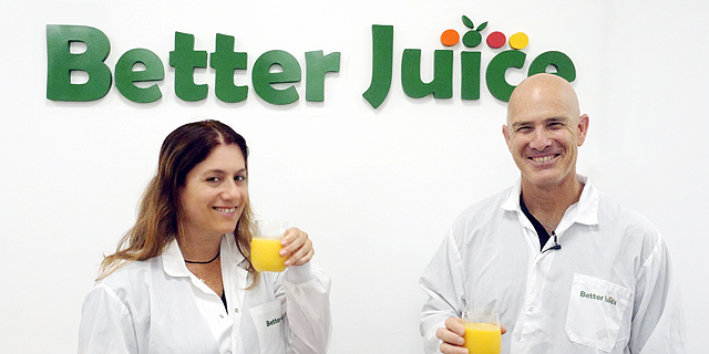 הסטארט-אפ הישראלי שמאפשר להפחית סוכר במיץ תפוזים ישתף פעולה עם GEA הגרמנית