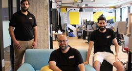 מייסדי חברת Obscure Games  מאג׳ד עבד-אלקאדר מוחמד בושנאק   איימן חוראני