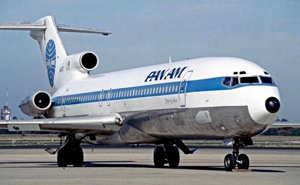 בואינג 727 של פאן-אם, צילום: Pan Am