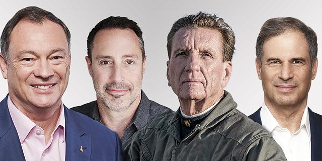 55 מיליון דולר לכרטיס: נחשפו השותפים של איתן סטיבה בטיסה לחלל