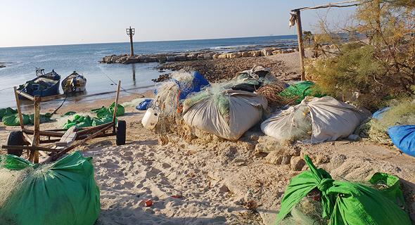 """חוף הים של ג'סר א־זרקא. """"זה אחד המכרזים שבהם טבלת האקסל לא קשורה למציאות"""""""