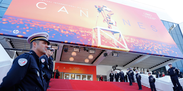 פסטיבל הקולנוע בקאן צרפת ב-2019, צילום: אי פי איי