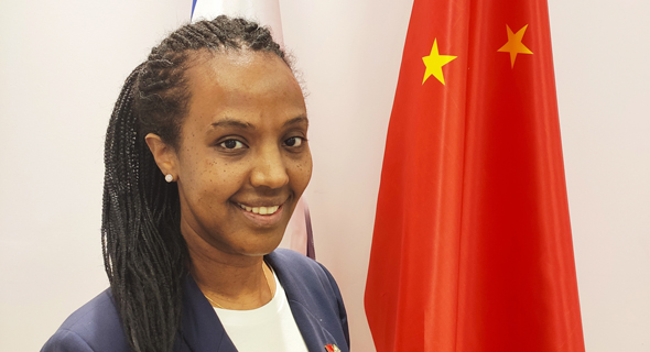 Esti Ayalon Kovo, head of the Economic and Trade Mission to Beijing. Photo: Gideon Sharon