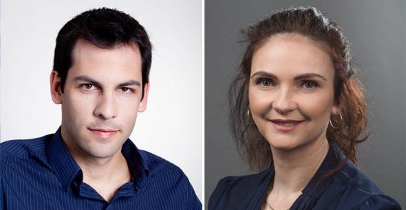 רינת אשכנזי, מנהלת מחקר מדדים בקסם, ואמיר כהנוביץ, כלכלן ראשי, הפניקס אקסלנס