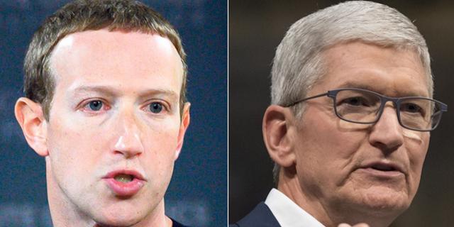 מנכ״ל אפל מחזיר אש: תוקף את פייסבוק על הפצת מידע כוזב