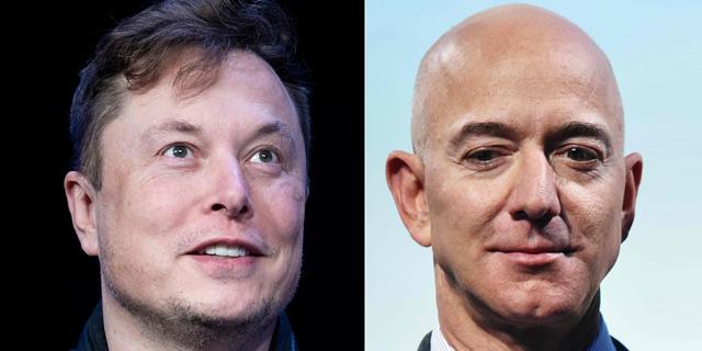 מספר המיליארדרים זינק בשנת הקורונה: ג'ף בזוס ואלון מאסק מובילים