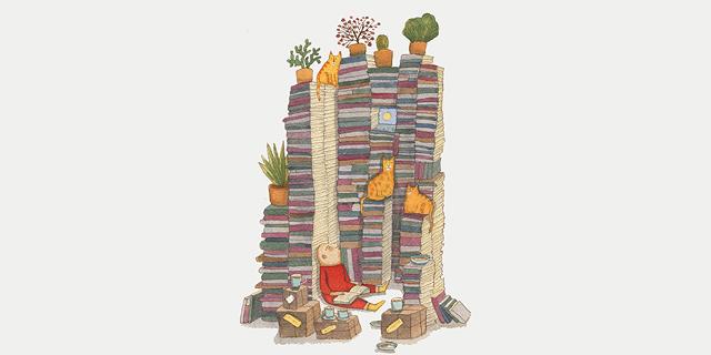 לא סופרים את הסופרים: ענף הספרים במשבר הקורונה