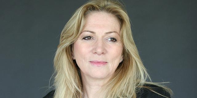 """אניה אלדן,סמנכ""""לית רשות החדשנות , צילום: זאב ינאי"""