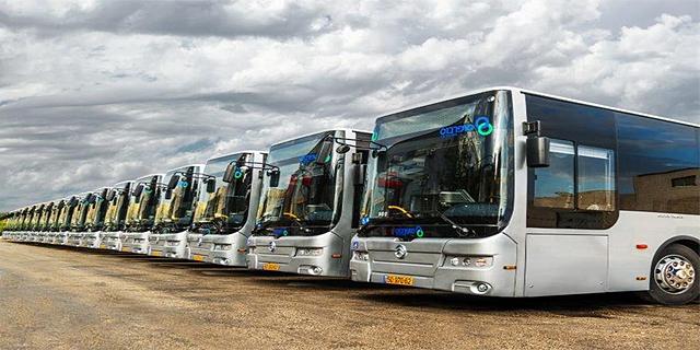סופרבוס תפעיל כשליש מקווי אגד בירושלים, ותיאלץ לוותר על הפעלת הרכבת הקלה