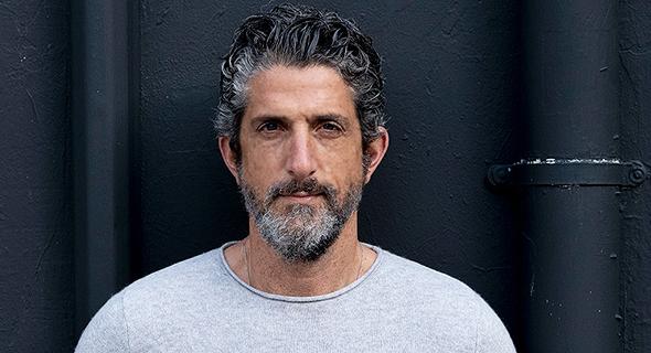 Amdocs CMO Gil Rosen. Photo: Daniel Chechik