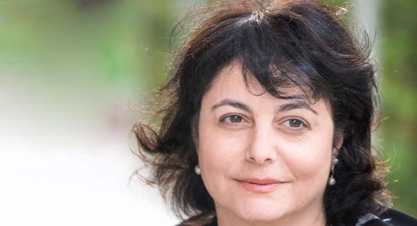 Efrat Dagan, Next Insurance's Head of Talent Acquisition. Photo: Miri Eckstein Perger