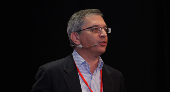 Ilan Levin, former CEO of Stratasys. Photo: Amit Shaal