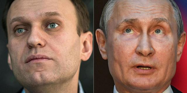 רוסיה: מנהיג האופוזיציה נבלני נשלח לשלוש שנים וחצי בכלא