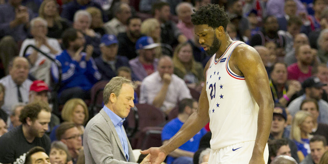 Data can only take you so far in sports, says 76ers owner